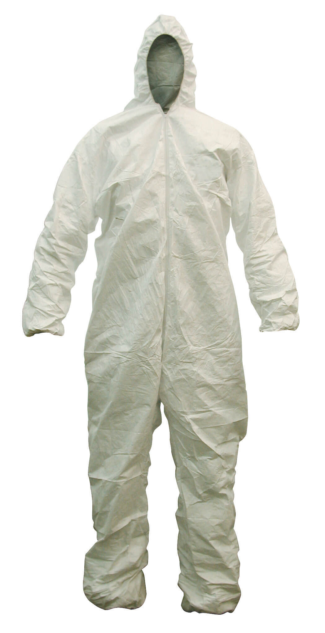 Hooded coverall